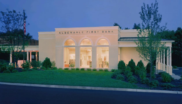 Albemarle First Bank